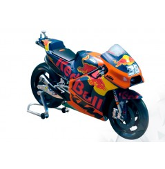 Maquette Moto GP 1/12 ème Replica KTM RC16 BRADLEY SMITH N°38