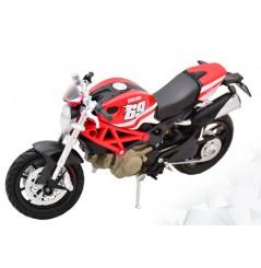 Maquette Moto 1/12 ème DUCATI MONSTER 796 N°69