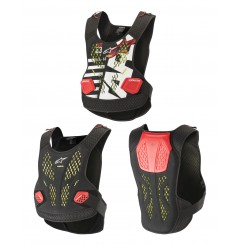 Pare-Pierre ALPINESTARS SEQUENCE CHEST PROTECTOR 2020