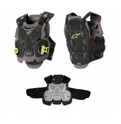 Pare-Pierre ALPINESTARS A-4 MAX CHEST PROTECTOR 2020