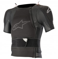 Gilet de Protection ALPINESTARS SEQUENCE SHORT SLEEVE PROTECTION JACKET 2020