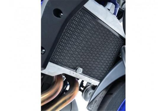 Protection de Radiateur Noire R&G Yamaha MT-07 (14-19) Tracer 700 (16-17) XSR700 (16-18)