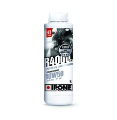 Huile moto Ipone R4000 RS 4T 10W50 - 1 Litre