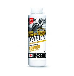 Huile Ipone Katana Full Power 10W60 4T - 1 Litre