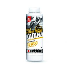 Huile Ipone Katana Full Power 15W50 4T - 1 Litre