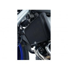 Protection de Radiateur R&G Noir pour MT09 (14-19) Tracer 900 (15-18)