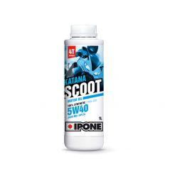 Huile Ipone Katana Scoot 4T 5W40 - 1 Litre