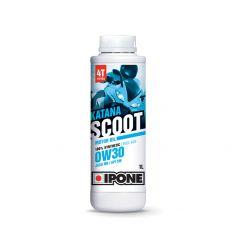 Huile Ipone Katana Scoot 4T 0W30 - 1 Litre