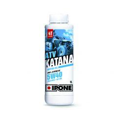Huile Ipone Katana ATV 5W40 - 1 Litre