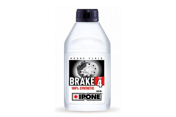 Liquide de Frein Ipone BRAKE DOT 4 pour Moto