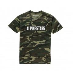 T-Shirt ALPINESTARS ADVENTURE PREMIUM TEE 2020 Vert