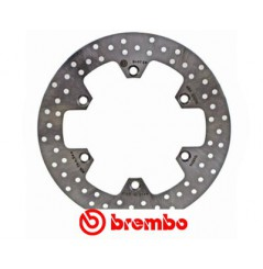 Disque de frein avant Brembo pour CBR125R (04-13) CBR600F (86-94) Transalp 600 (90-96) Silverwing 600 (03-13)