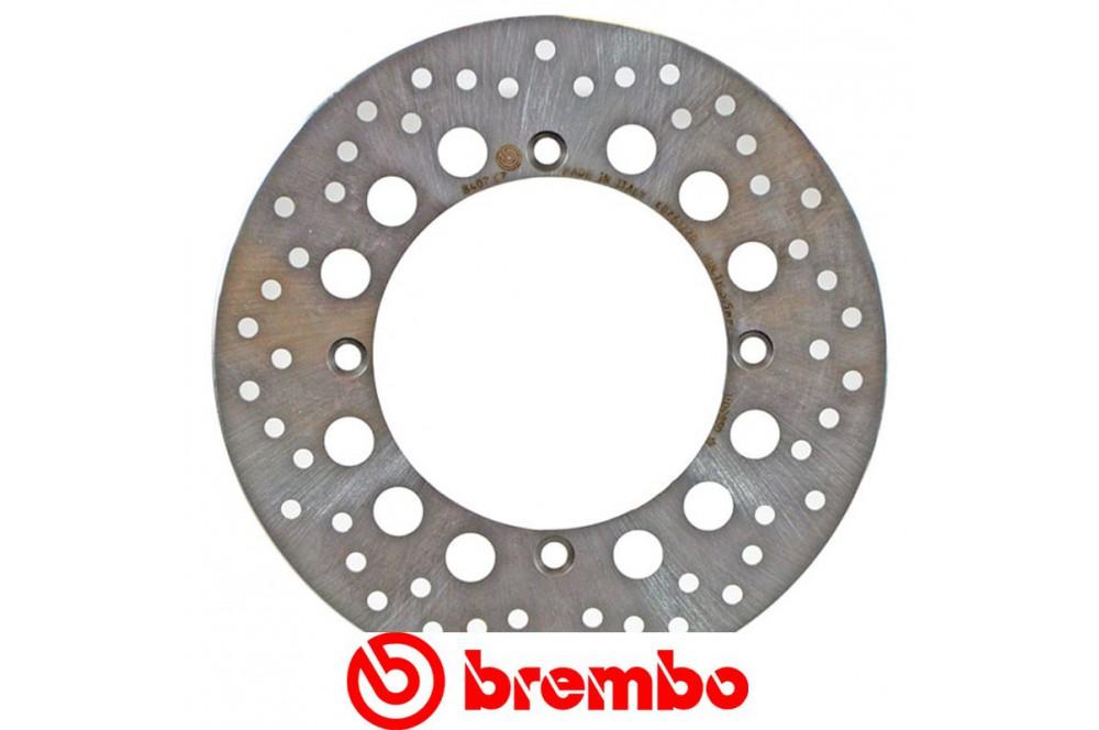 disque de frein avant brembo pour africatwin 750 90 02 street moto piece. Black Bedroom Furniture Sets. Home Design Ideas