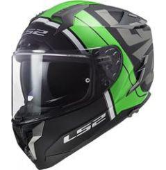 Casque moto LS2 FF327 Challenger HPFC Randy Vert