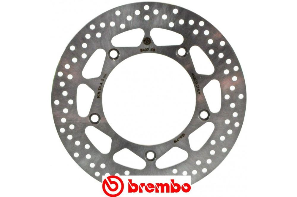 disque de frein arri re brembo t max 530 12 17 street moto piece. Black Bedroom Furniture Sets. Home Design Ideas