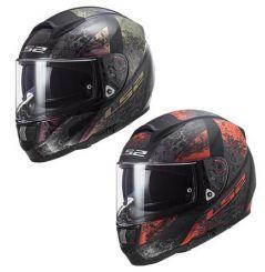 Casque Moto LS2 VECTOR EVO SWIPE