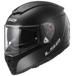 Casque moto LS2 Breaker Solid Noir