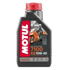 Huile Moto Motul 7100  10W40 MA2 1 Litre