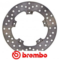 Disque de frein arrière Brembo Gilera Nexus 125, 250, 300, 500 et Fuoco 500