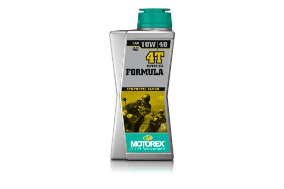 Huile Motorex Formula 4T 10W40 1 Litre
