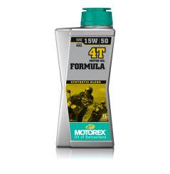 Huile Motorex Formula 4T 15W50 1 Litre