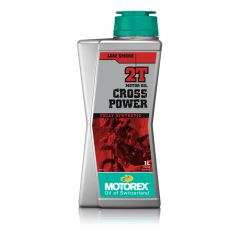 Huile Motorex Cross Power 2T 1 Litre