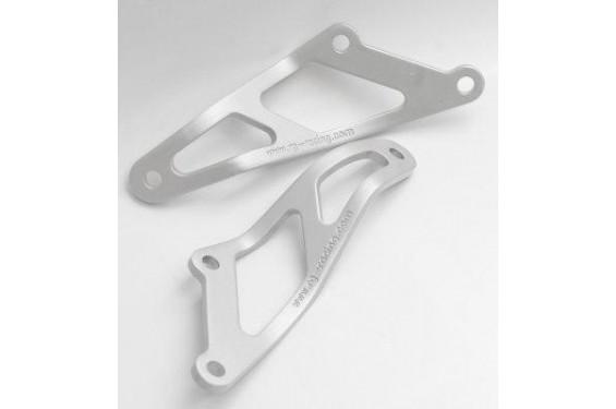 Support de Silencieux R&G Honda CBR 600