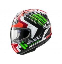 Casque Moto ARAI RX-7V REA GREEN 2021