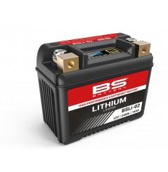 Batterie Moto BS Lithium BSLI-02 Connectique Yamaha