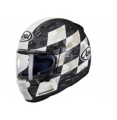Casque Moto ARAI PROFILE-V PATCH WHITE 2020