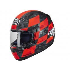 Casque Moto ARAI PROFILE-V PATCH RED 2021