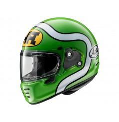 Casque Moto ARAI CONCEPT-X HA GREEN 2021