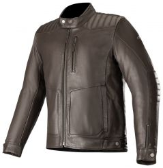 Blouson Alpinestars Crazy Eight Marron