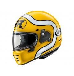 Casque Moto ARAI CONCEPT-X HA YELLOW 2021
