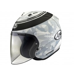Casque Moto ARAI SZ-R VAS DISC WHITE 2021