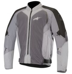 Blouson Alpinestars Textile Wake Air - Gris