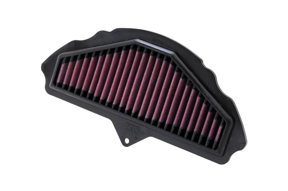 filtre air kn ka 1008 street moto piece street moto piece. Black Bedroom Furniture Sets. Home Design Ideas