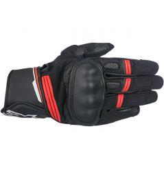 Gants moto Alpinestars Booster - Noir et Rouge