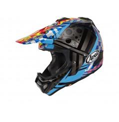 Casque Moto Cross ARAI MX-V BARCIA II Multicolore 2020