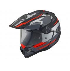 Casque Moto Cross ARAI TOUR-X 4 DEPART GREY 2020