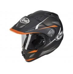 Casque Moto Cross ARAI TOUR-X 4 BREAK Orange 2020