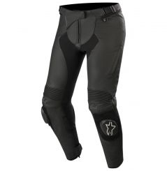 Pantalon moto en Cuir Femme Stella Missile v2 Airflow