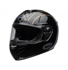 Casque Moto BELL SRT BUSTER Noir - Gris - Jaune 2020
