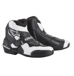 Chaussures Alpinestars SMX-1 R - Noir & Blanc