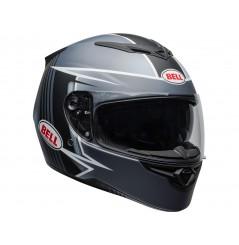 Casque Moto BELL RS-2 SWIFT Gris - Noir - Blanc 2020