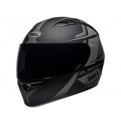 Casque Moto BELL QUALIFIER FLARE Noir mat - Gris 2020