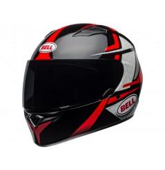 Casque Moto BELL QUALIFIER FLARE Noir - Rouge 2020