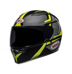 Casque Moto BELL QUALIFIER FLARE Noir - Jaune 2020