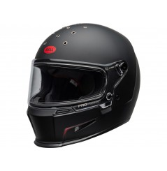 Casque Moto BELL ELIMINATOR VANISH Noir - Rouge 2020