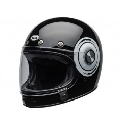 Casque Moto BELL BULLITT DLX BOLT Noir - Blanc 2020
